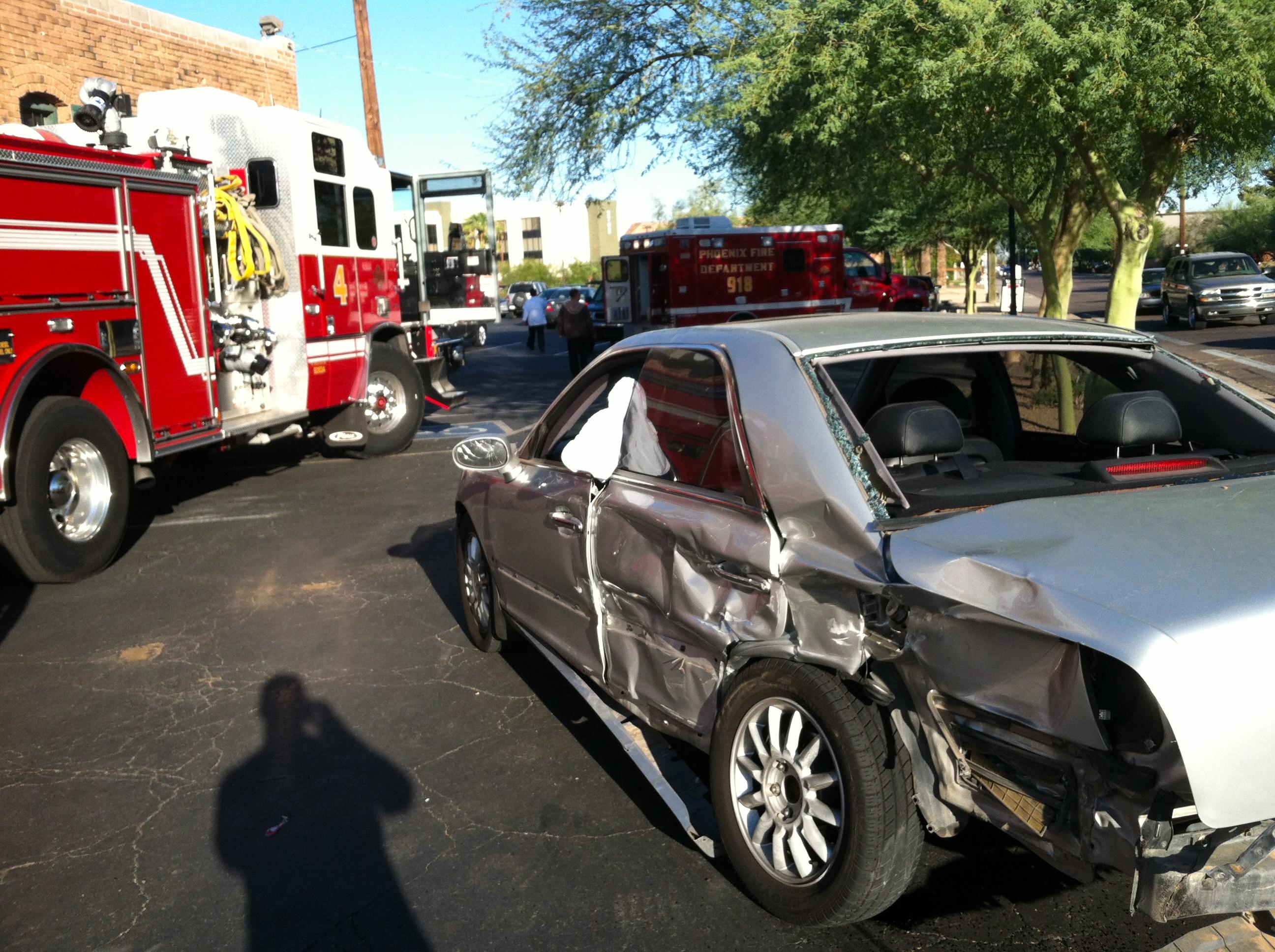 Ates Car Accident